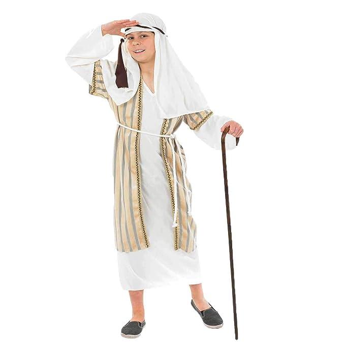 Amazon.com: Fun Shack Disfraz de pastor para niños y niñas ...