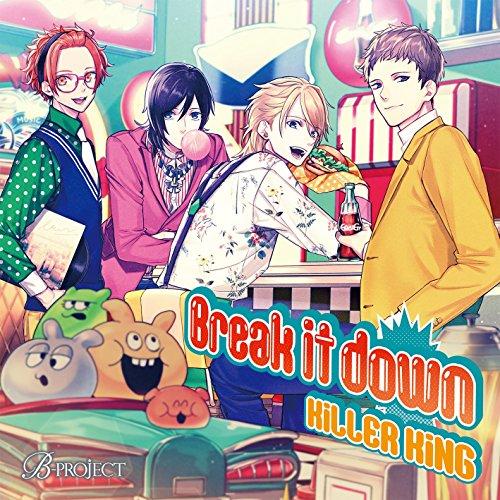 KiLLER KiNG / Break it downの商品画像