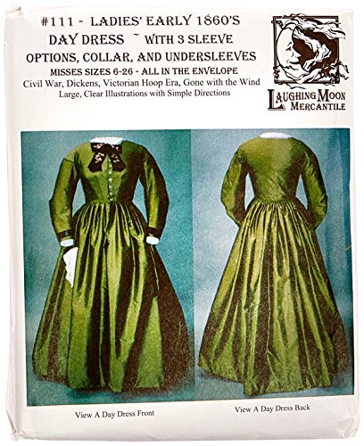 Laughing Moon Pasttern # 111 (Dickens Dress)