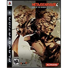 Metal Gear Solid 4: Guns of the Patriots Limited Edition w/ Art Book & Saga Vol 2 DVD