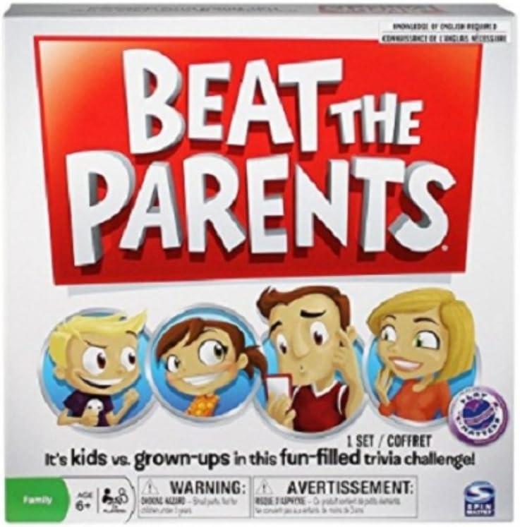 Juego de Mesa Beat The Parents: Amazon.es: Equipaje