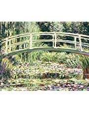 Monet Waterlily Garden Keepsake Boxed Notecards