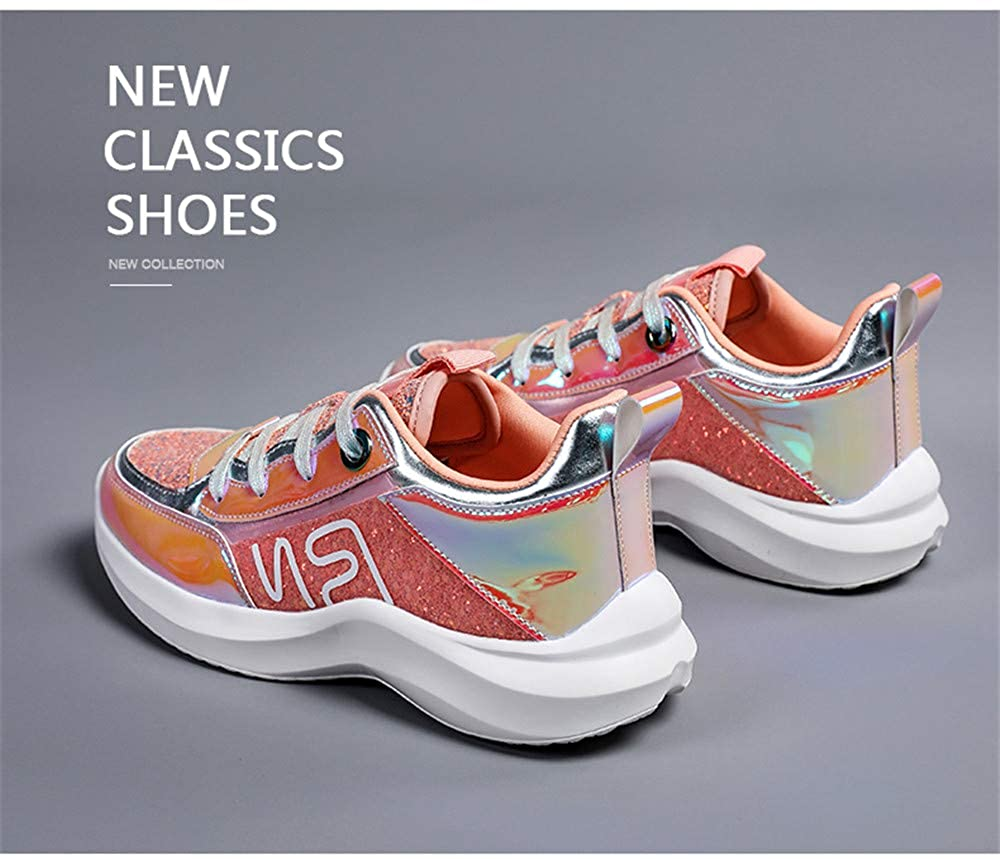 meeaialie Woman White Sneakers Mixed Colors Casual Pink Ladies Vulcanized Shoes Fashion Summer Sneakers
