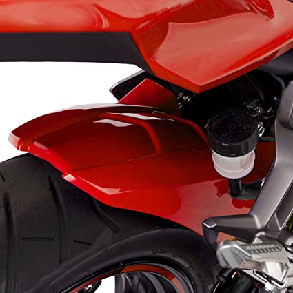 Hotbodies Racing 50901-1204 Passion Red ABS Rear Tire Hugger