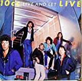 10cc Live And Let Live vinyl record