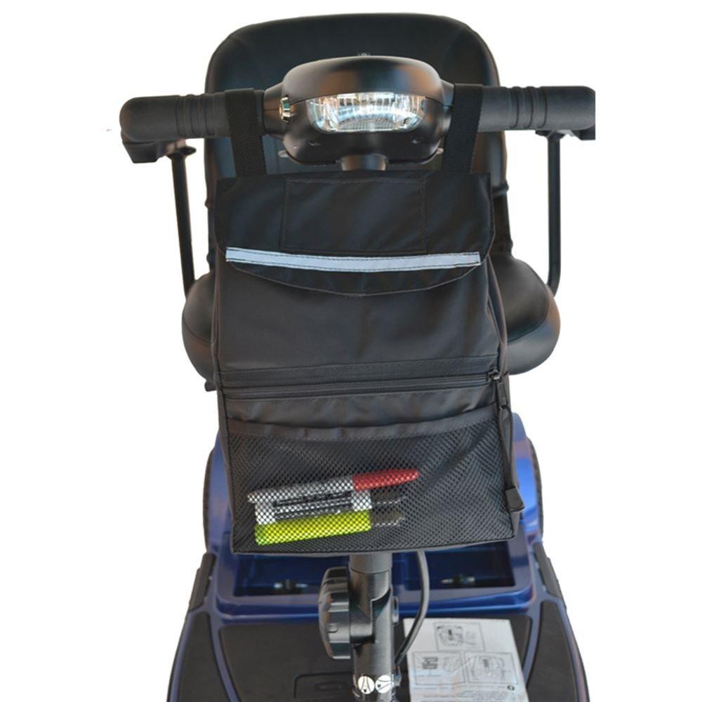 Deluxe Mobility Scooter Tiller Bag B4221
