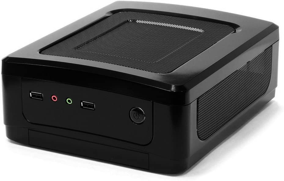 Morex T3500 Mini-ITX Case w//60W DC-DC Power Board and A//C Adapter