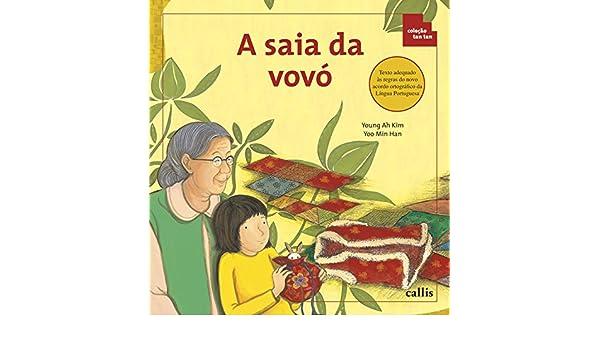 A saia da vovó (Tan Tan) (Portuguese Edition)
