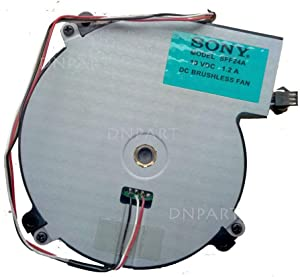 DNPART Fan Compatible for Sony SFF24A Brushless Cooling Fan for SXRD 1080p Rear Projection HDTV KDS