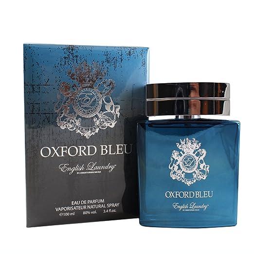 9e7c7a7741d Amazon.com: English Laundry Oxford Bleu Eau de Parfum, 1.7 fl. oz.: Luxury  Beauty