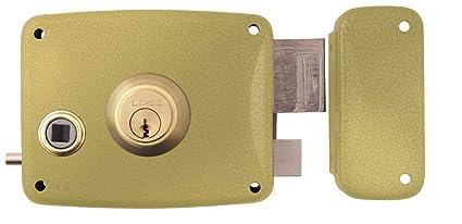 Lince 5125B12I Cerradura, Oro