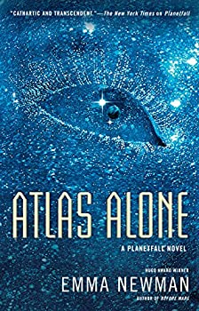 Atlas Alone by Emma Newman science fiction and fantasy book and audiobook reviews