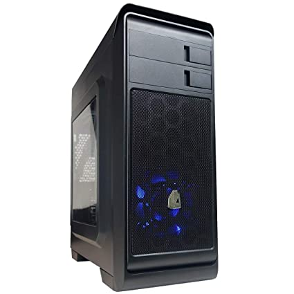 NITROPC - PC Gamer VX *Rebajas de enero* (CPU Quad-core 4 x 3,40Ghz, T. Gráfica Nvidia Geforce GTX 1650 4GB GDDR5, Hdd 1TB, Ram 8GB, Windows 10 de 64 ...
