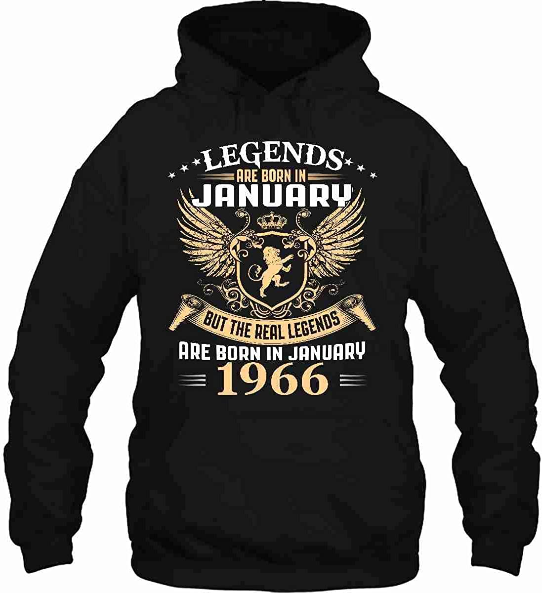 Kings Legends are Born in January 1966