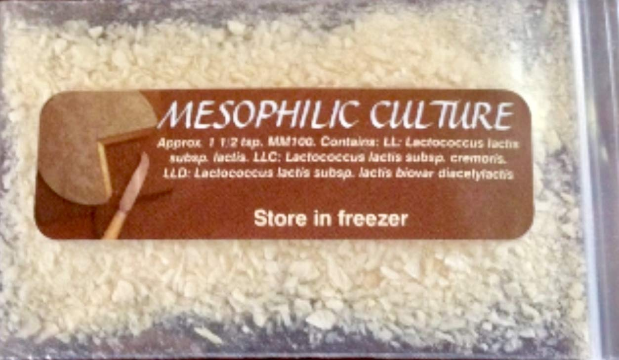 Mesophilic Culture - MM100