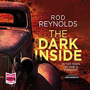 The Dark Inside Audiobook