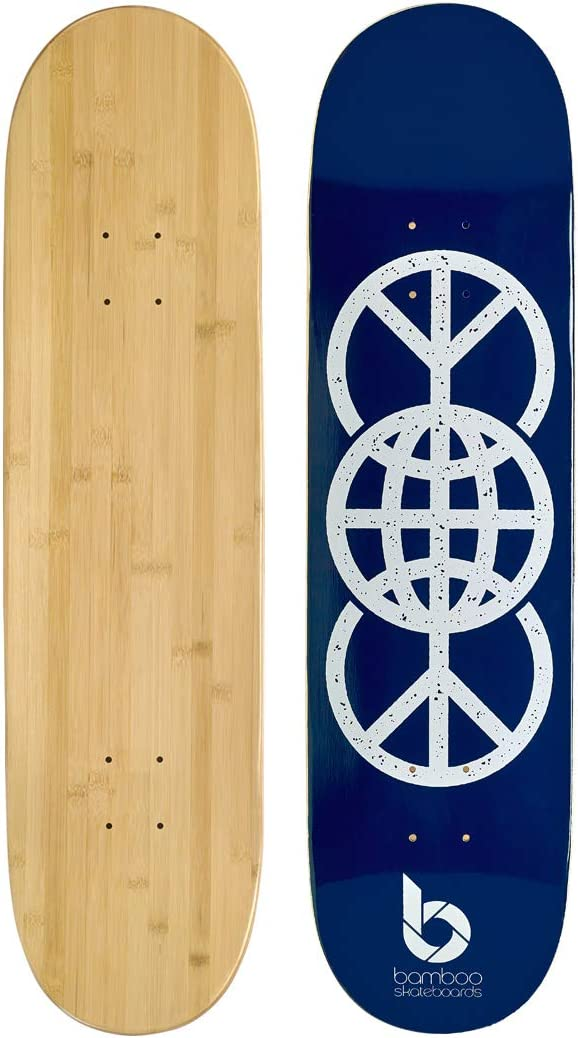 best-skateboard-decks-Bamboo-Skateboards-Graphic-Skateboard-Deck