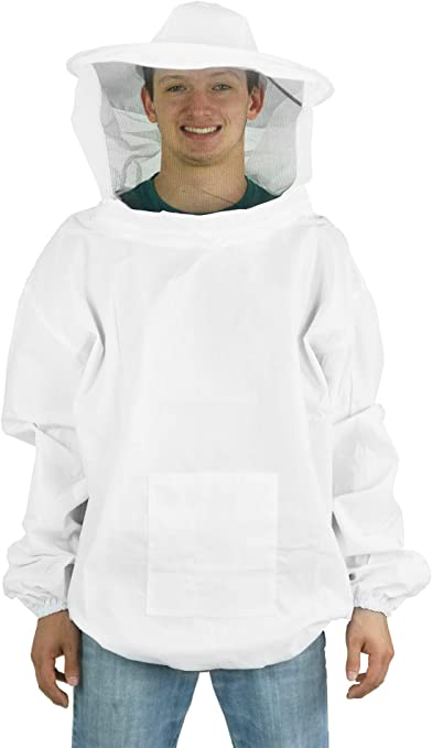 New Standard Bee Jacket With Fencing Veil size X Large//XL FREE SHIPPING