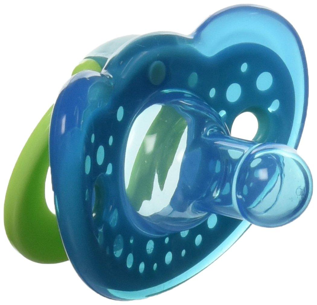 Amazon.com: Los Primeros Años Gumdrop Chupete – Azul/Verde ...