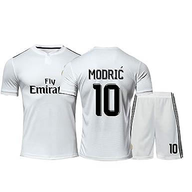 Gris) Aplicable a casa y Fuera del Real Madrid 7 Traje de ...