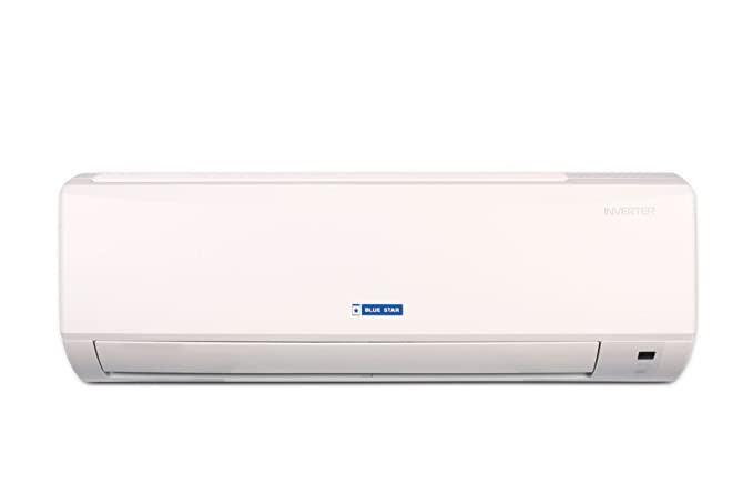 Blue Star 0.75 Ton 3 Star Inverter Split AC (Copper, BI-3CNHW09CAFU, White)