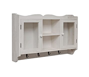 k chenschrank wei landhausstil. Black Bedroom Furniture Sets. Home Design Ideas
