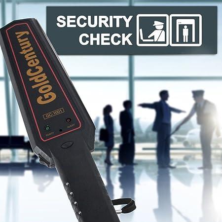 Elenxs Buscador Profesional del Detector de Metales del buscador del Oro Buscador electrónico del Sensor de la Alta sensibilidad del Sensor del Alambre: ...
