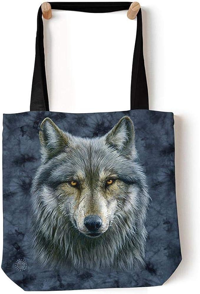 The Mountain Mens Warrior Wolf T-Shirt