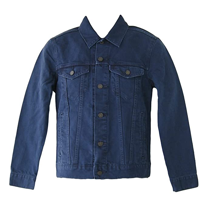 Levis® Trucker Jacket - Standard Fit - Chaqueta para hombre, Dress Blue Canvas,