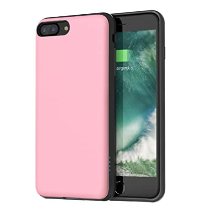 iphone 8 charger case pink