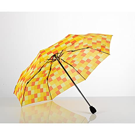 Euroschirm Light Trek Umbrella Adorable Amazon EuroSCHIRM Light Trek Umbrella YellowOrang Sports