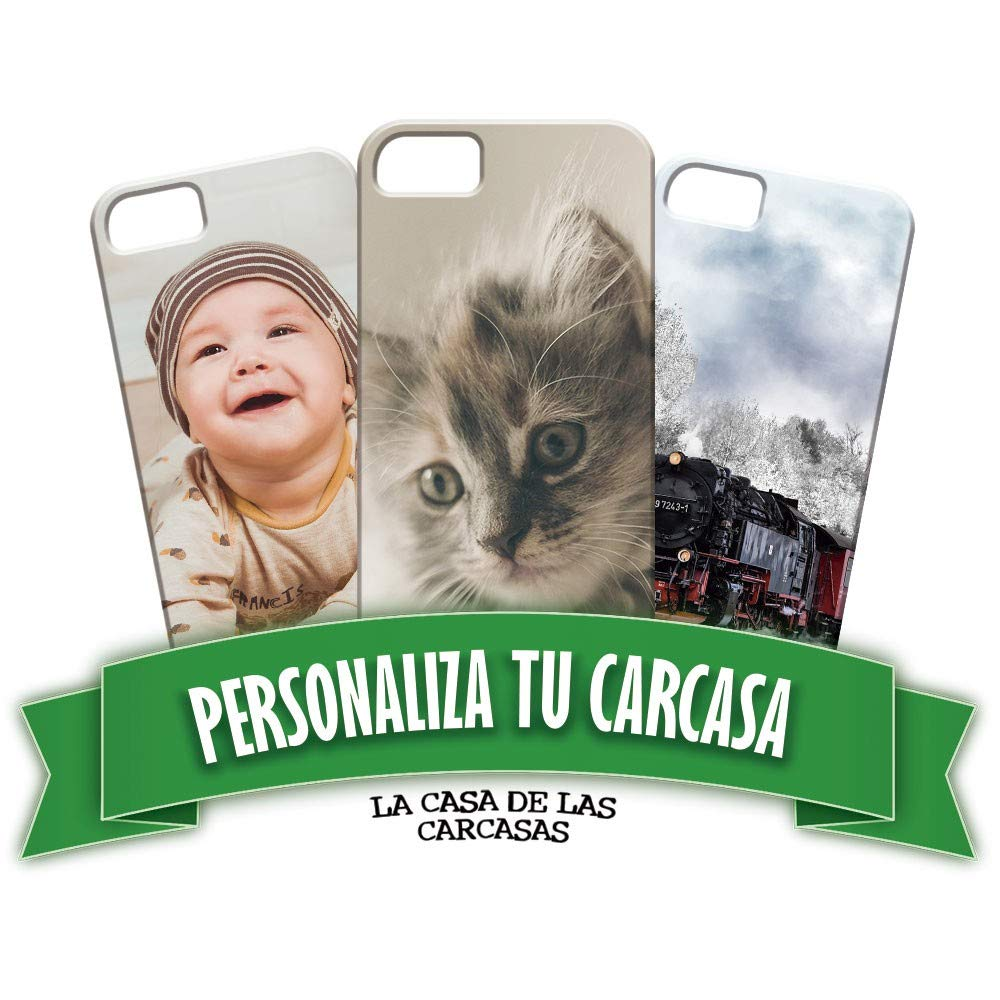 Carcasa Personalizada para iPhone (iPhone 7 Plus: Amazon.es ...