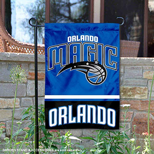 WinCraft Orlando Magic Double Sided Garden Flag
