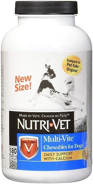 Amazon.com: Nutri-Vet - Masticables multiusos para perros ...