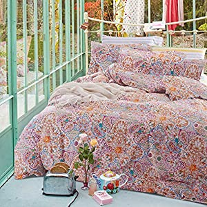 618H2HAFAbL._SS300_ Bohemian Bedding and Boho Bedding Sets