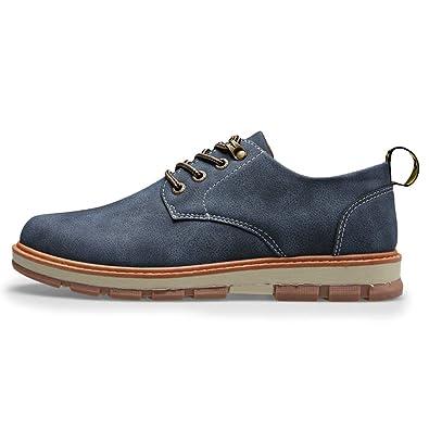 Zapatos es Mens Hombre Y Oxfords Casual Plataforma Gamuza Outdoor Formal Zapatos Amazon Complementos Hombres Desierto Vaca w0OHWn14P