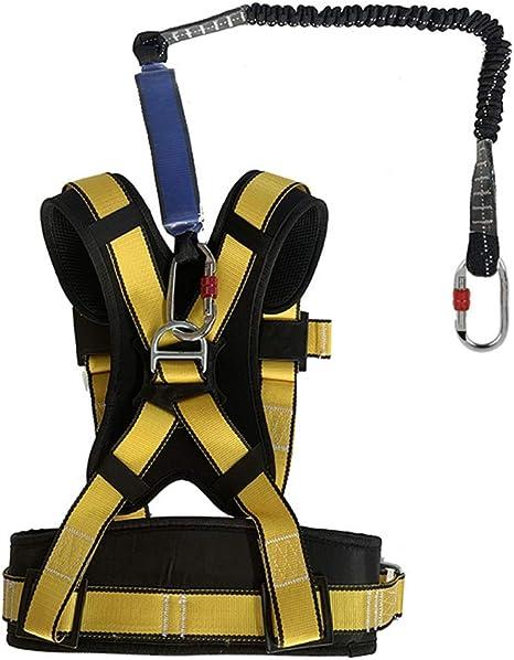 LGFV Escalada Arneses Kits La Mitad del Cinturón De Seguridad del ...