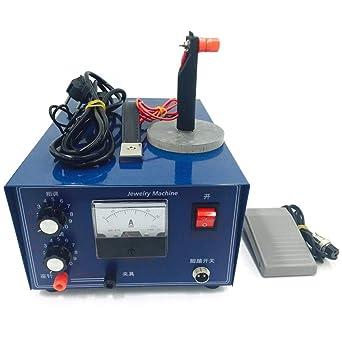 gr-tech Instrumento® 400 W 50 A jewelry Laser Soldador Mini csw6t - Oro