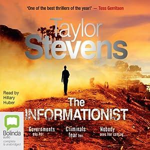 The Informationist Audiobook