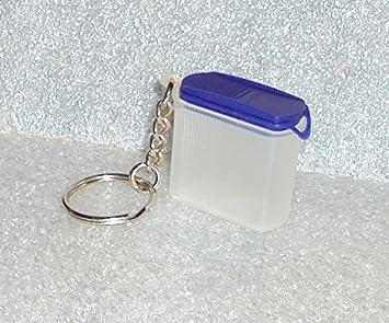 Amazon.com: Tupperware – Tiny Tesoros Llavero en miniatura ...
