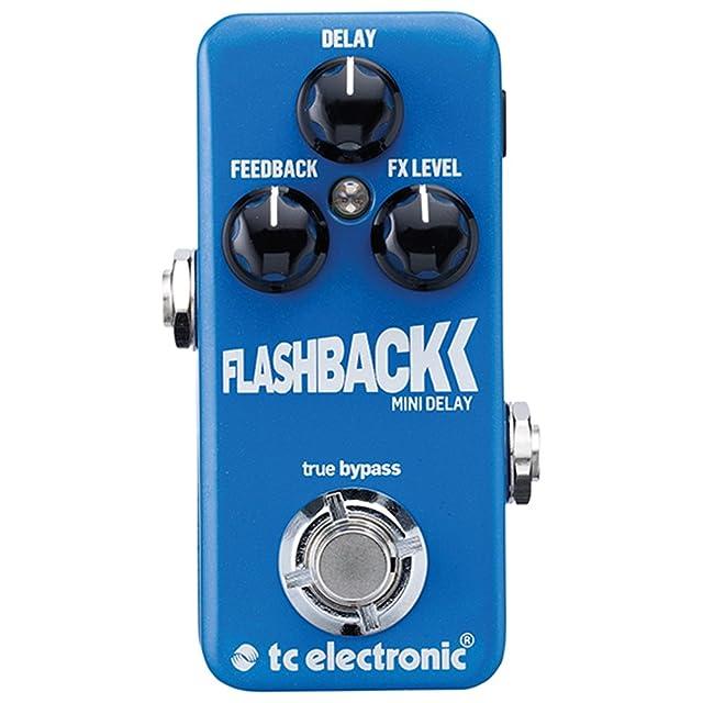 エフェクター画像 tc electronic Flashback Mini Delay