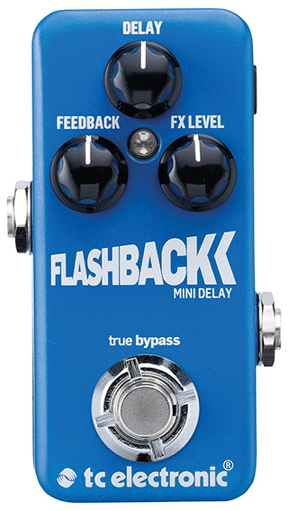 TC Electronic 960806001 Flashback Delay Mini - Effektgerät Flashback Mini Delay