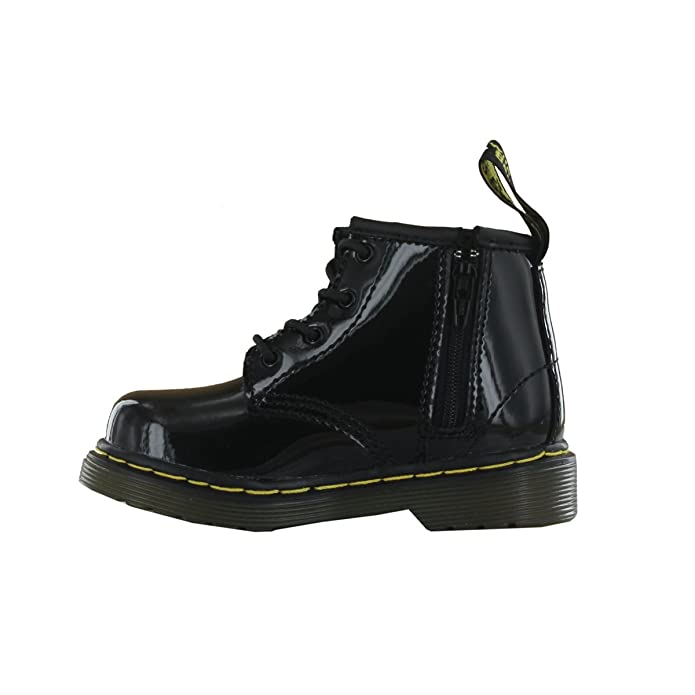 Dr. Martens Botines para bebé Brooklee 15373003 Piel Negro: Amazon.es: Zapatos y complementos