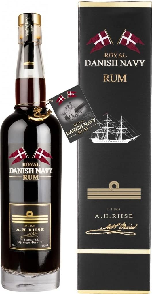 Riise Ron Royal Danish - 1 x 0.7 l