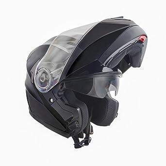 Lifestyle – Casco modulable moto scooter ciudad homologados completo ls-670 con doble pantalla solar