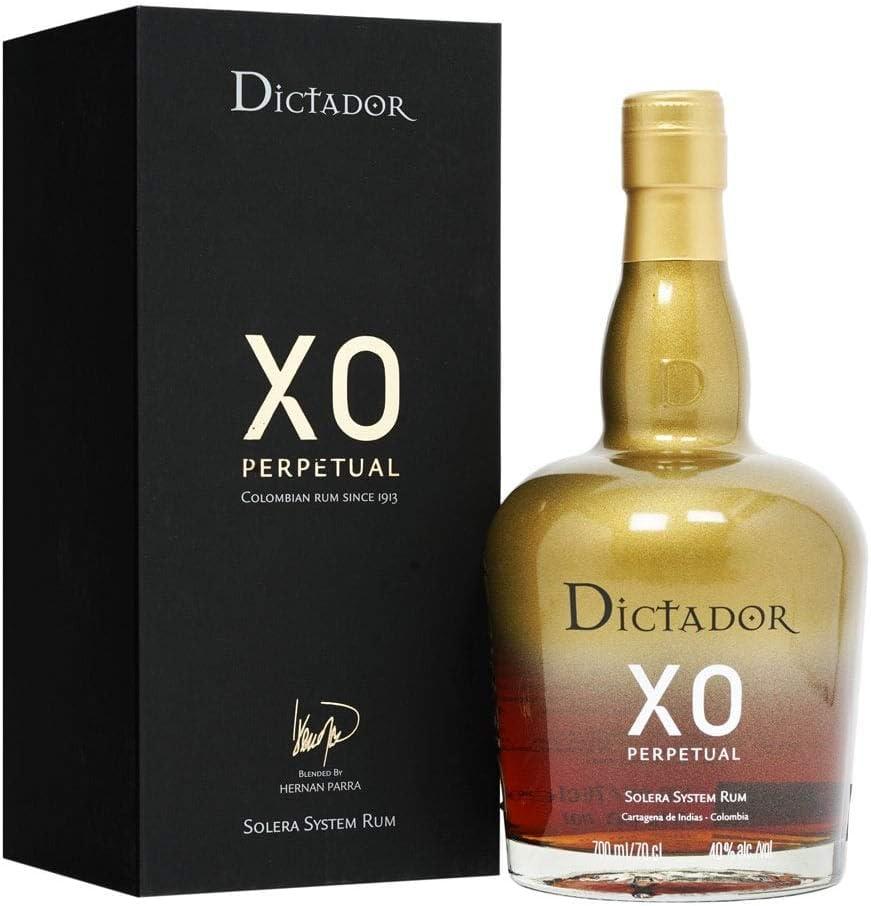 Dictador Rum XO Insolent 40% 7, 1 x 0,7 l