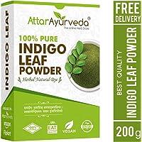 Attar Ayurveda Indigo Powder for black Hair (200 grams)