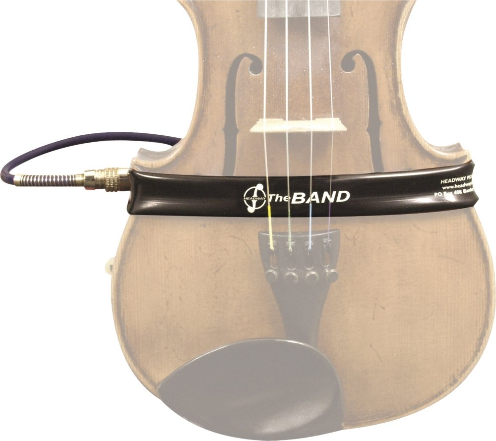 Headway The Band Violin Pickup System PU1110