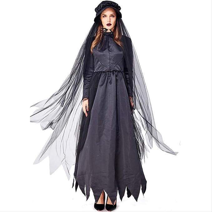 Disfraz De Noche Fantasma De Halloween, Desfile De Carnaval De ...