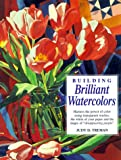 Building Brilliant Watercolors, Judy D. Treman, 0891348395